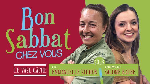 Bon Sabbat Chez Vous -