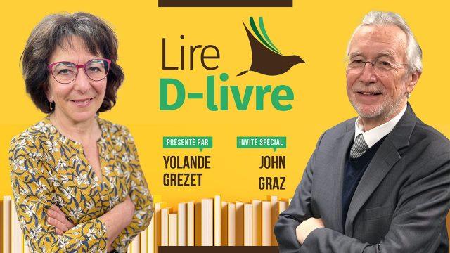 Lire D-livre avec John Graz