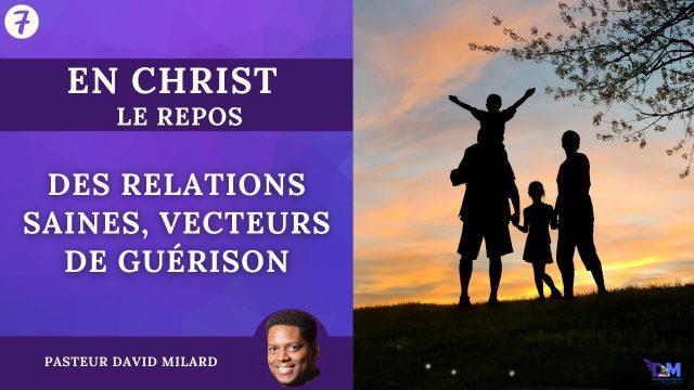 Des relations saines | Genèse 45
