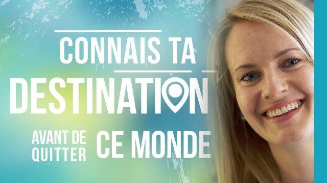 Louise Zbinden - Ta destination (avec paroles)