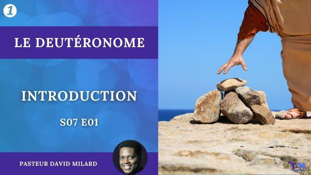 Introduction au Deutéronome | Actes 7