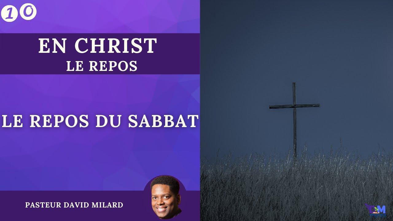 Le repos du sabbat   Jean 5