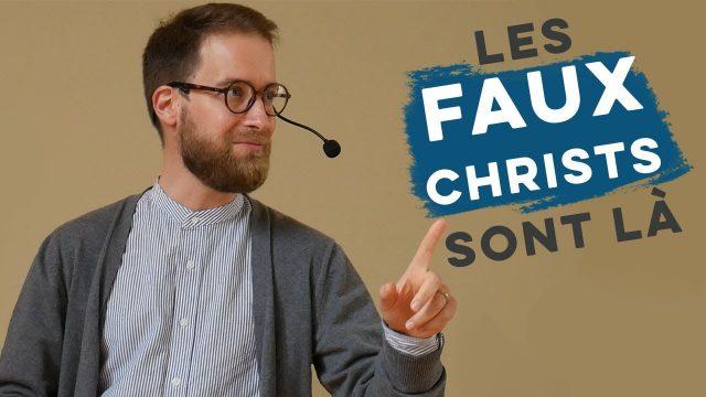 L'Esprit fait vivre #9 - « Les faux christs sont là ! »