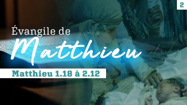 Evangile de Matthieu, mot à mot #2 Matthieu 1.18 à 2.12