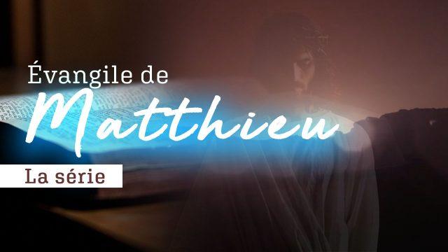Evangile de Matthieu, mot à mot