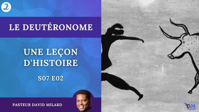Une leçon d'histoire   Deutéronome 1-3